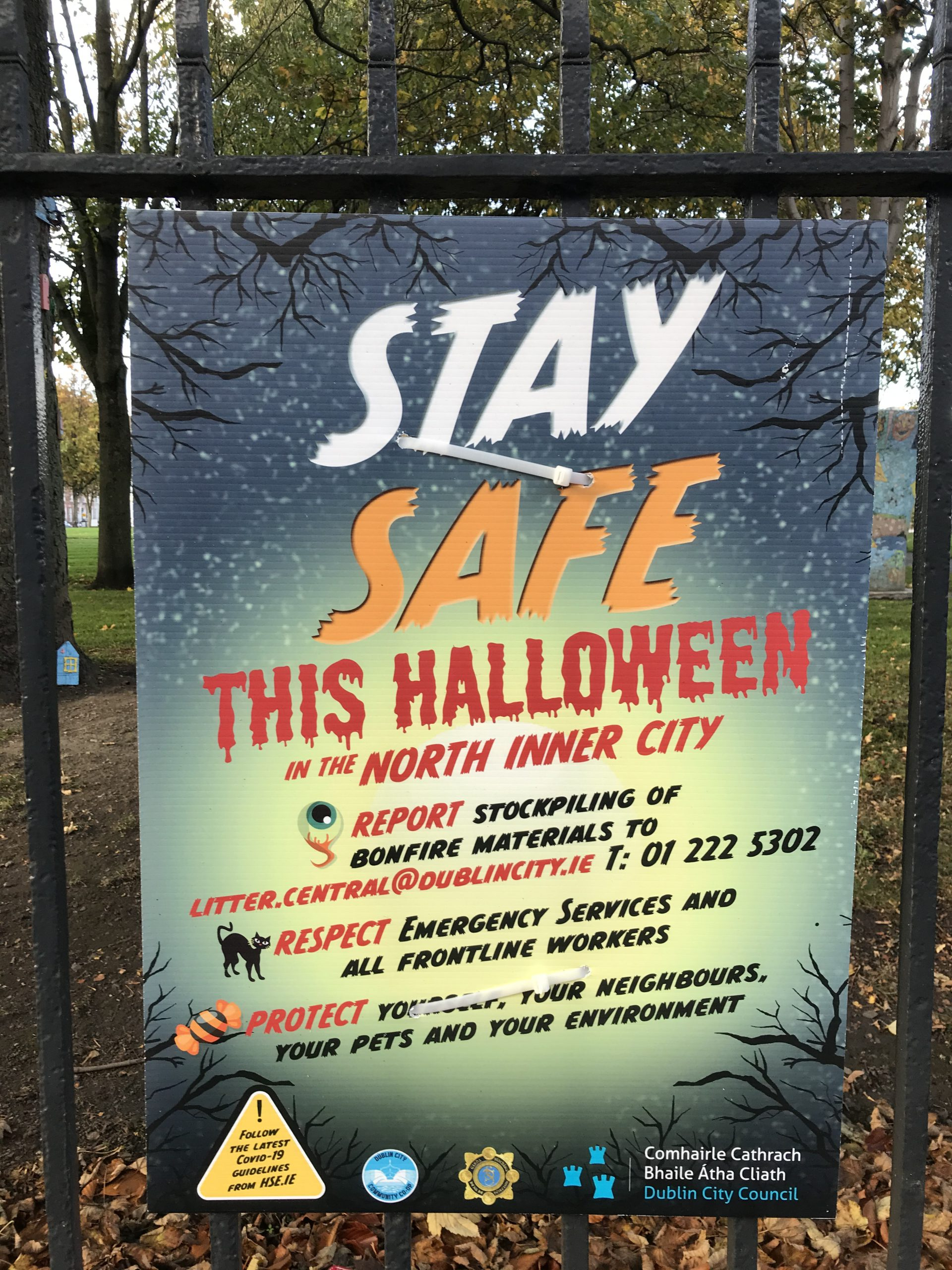 Festivals, Social Order and Community Engagement: The Big Scream Halloween Festival, North East Inner City, Dublin.