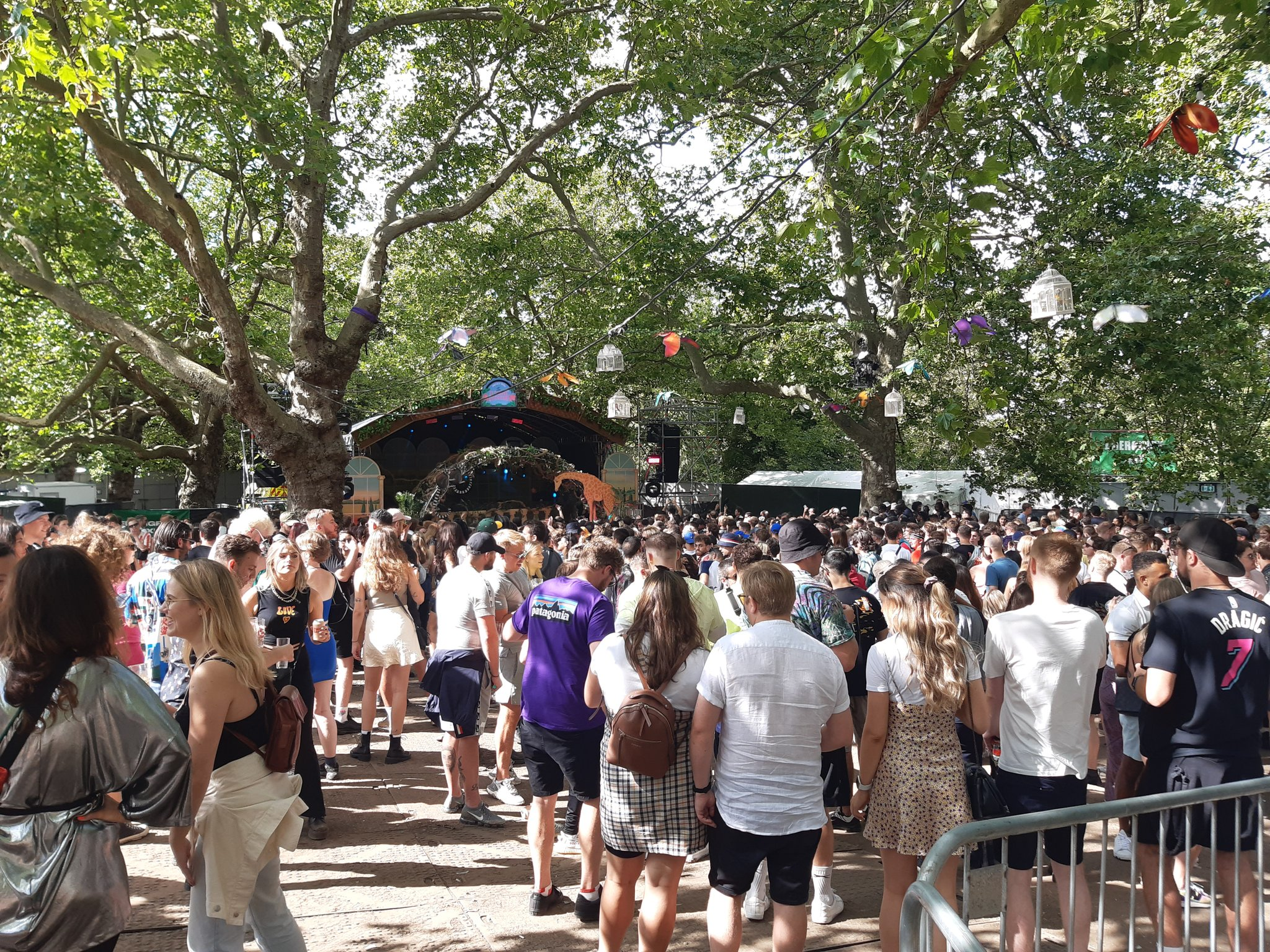 Music festivals are back in London's parks. But has anything changed?
